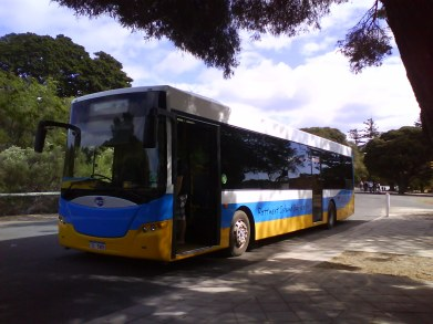 Bayseeker bus