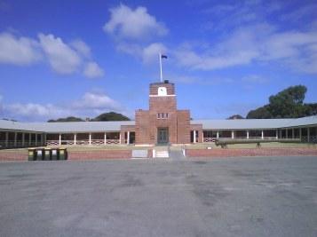Kingstown Barrack