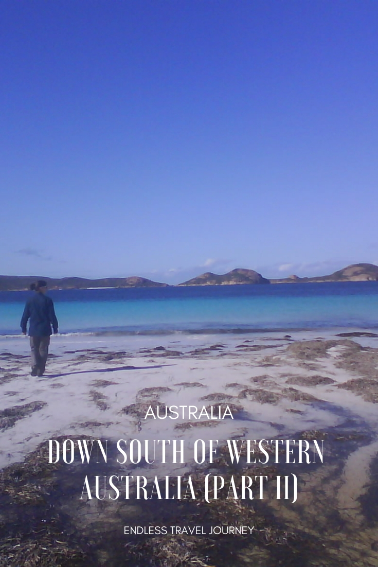 down south of western australia (part II)