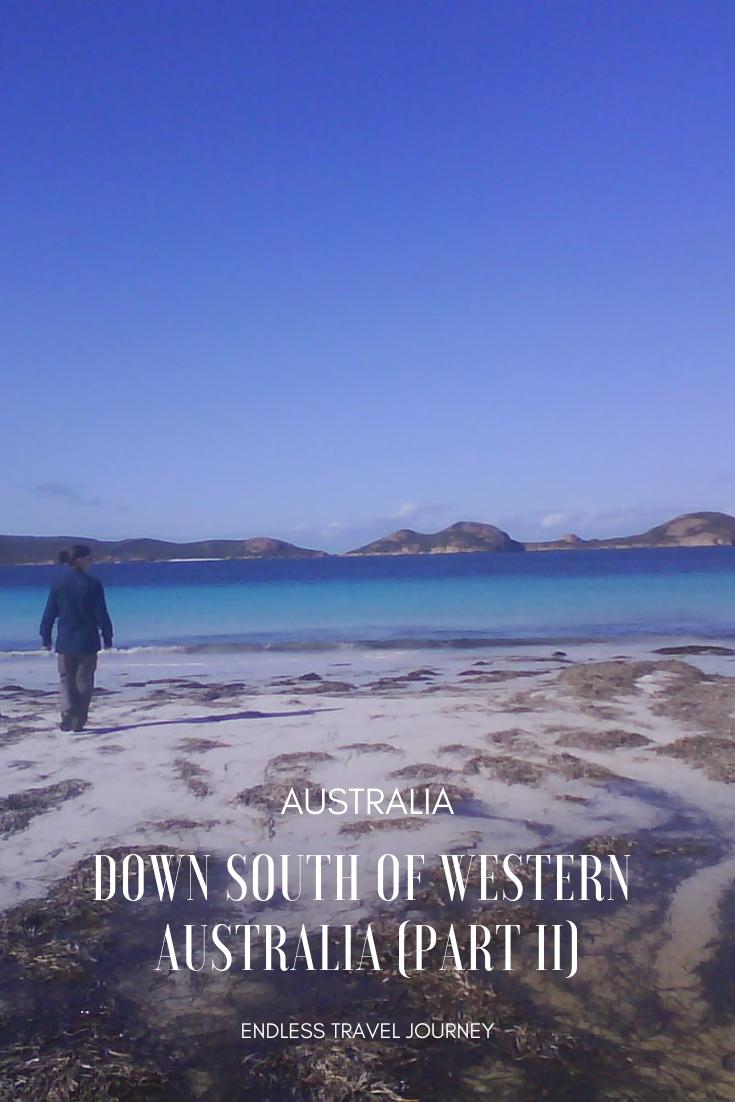 down south of western australia (part II)