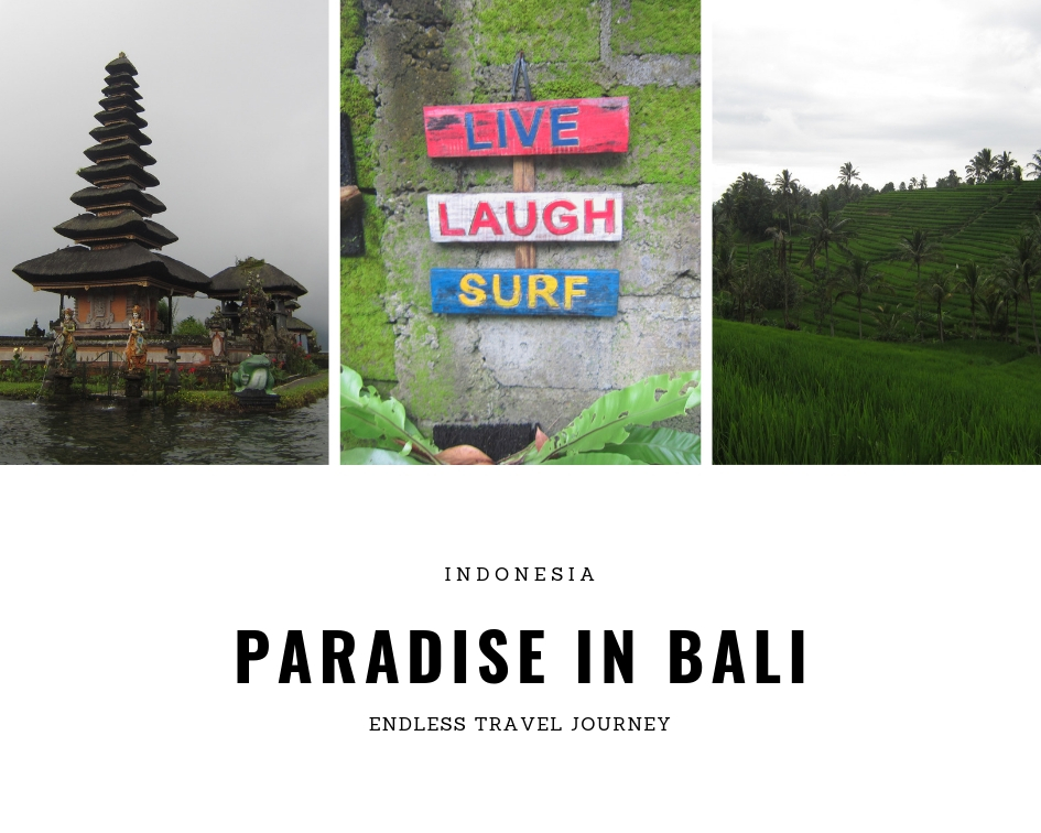 A PARADISE IN BALI